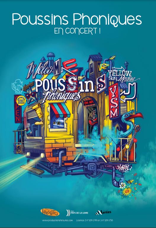 Semaine de l'innovation HLM : Concert des Poussins Phoniques et autres événements