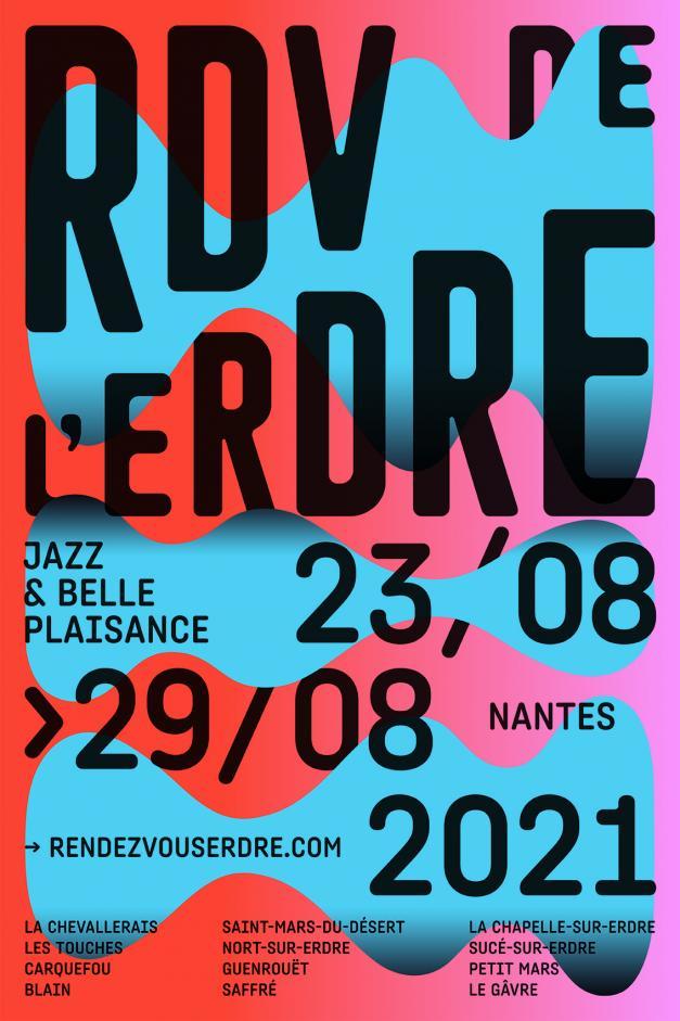 Concert gratuit Les Rendez-vous de l'Erdre - Jeudi 26 août au Château des Ducs
